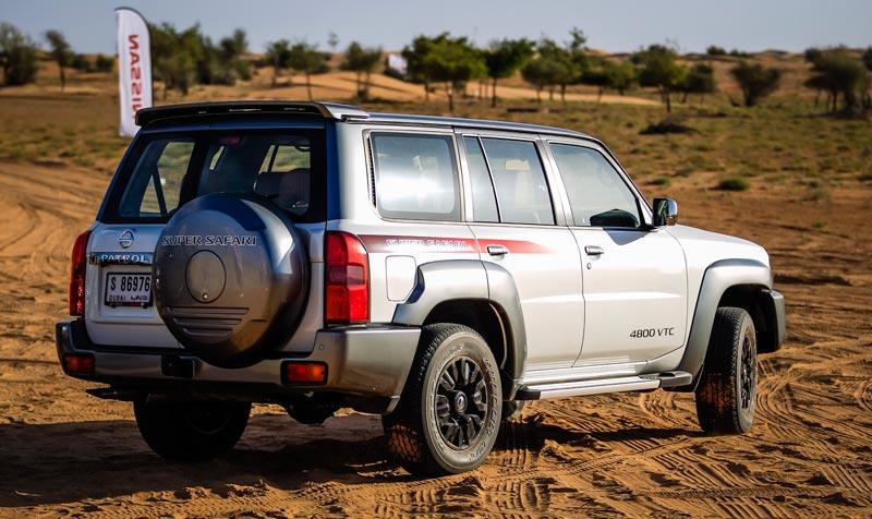 2017 Nissan Patrol Super Safari Y61 - ArabWheels