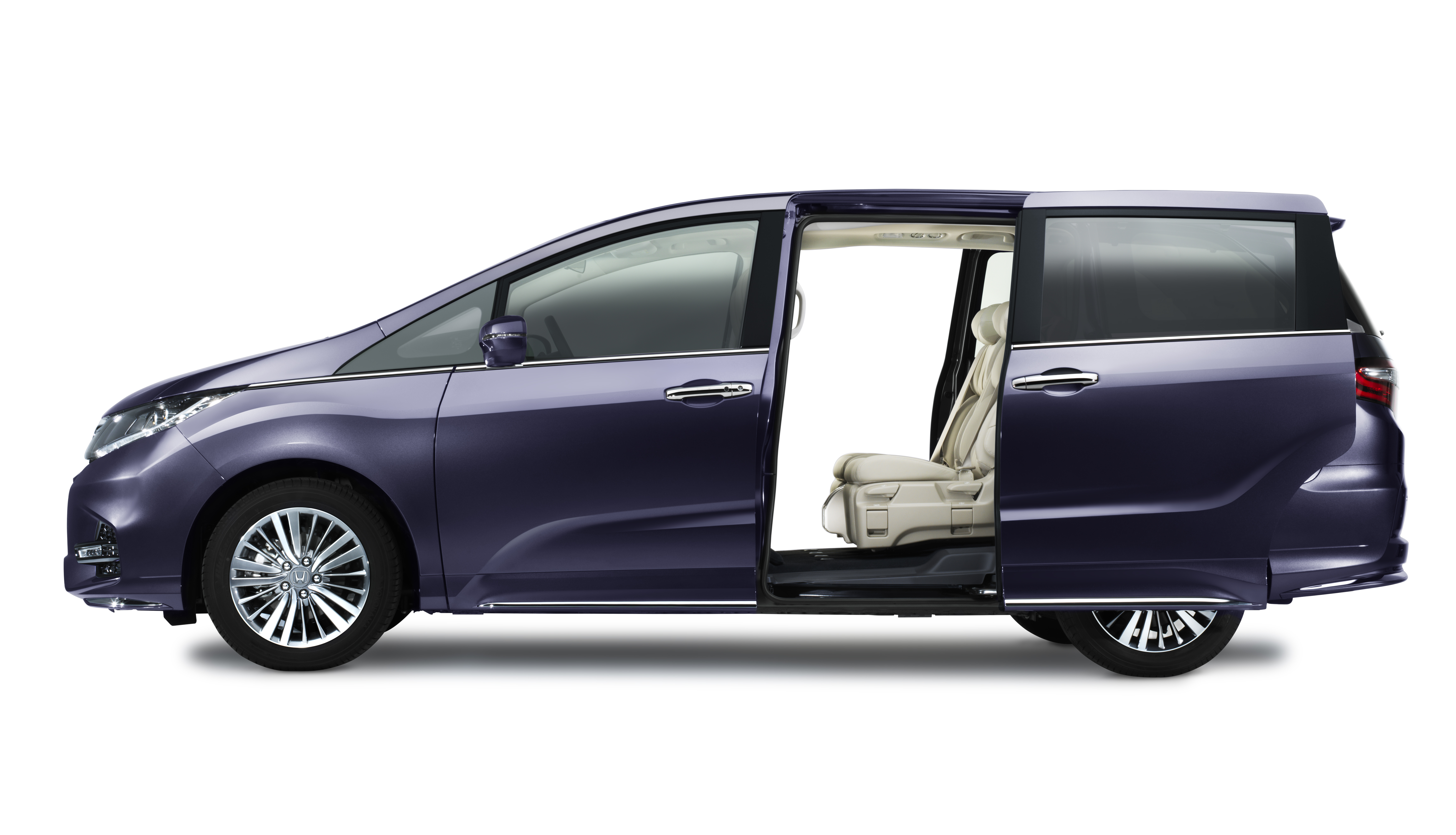 2018 Honda Odyssey Colors >> Honda announces launch of the redesigned and refreshed ...