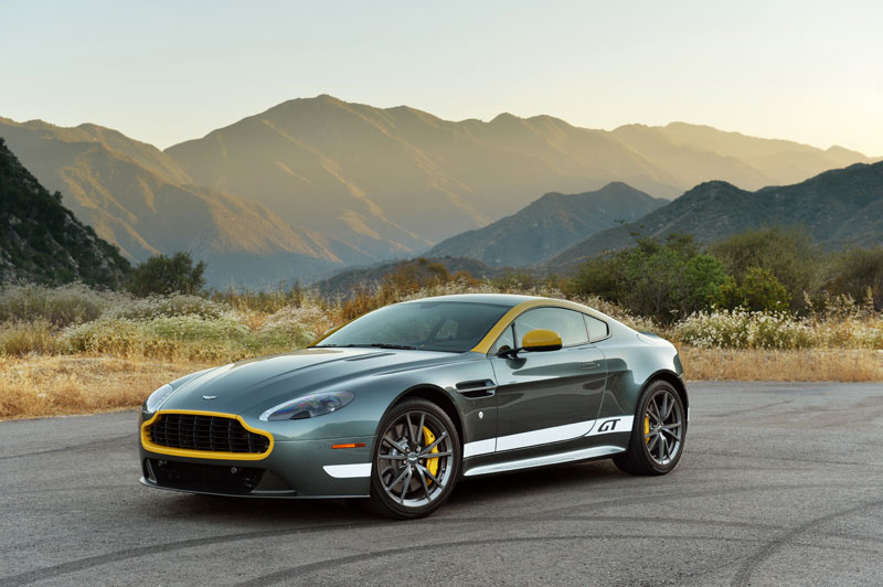 Aston Martin Vantage GT ArabWheels - Aston martin vantage gt 2018