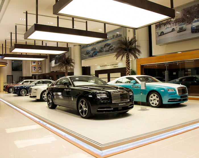 Rolls Royce Dealers >> Abu Dhabi Motors Affirms Its Position As The Top Rolls Royce