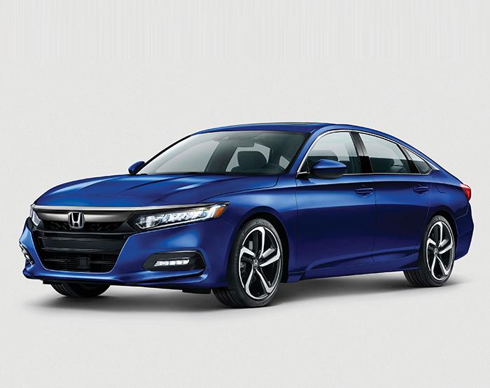 Al futtaim honda launches 10th generation honda accord for Honda accord generations