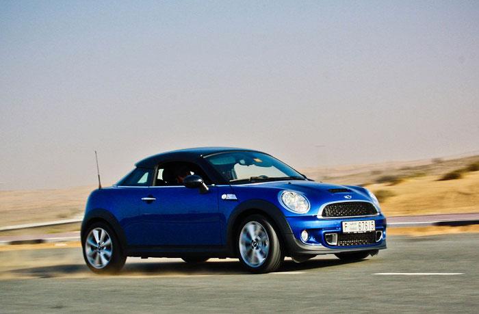 Mini Cooper S Coupe Arabwheels