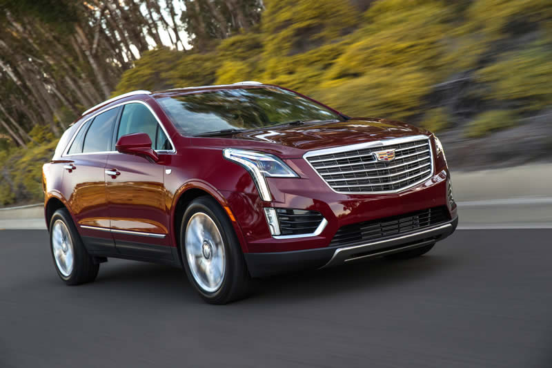 Cadillac's lightweight, sophisticated, and tech-outfitted