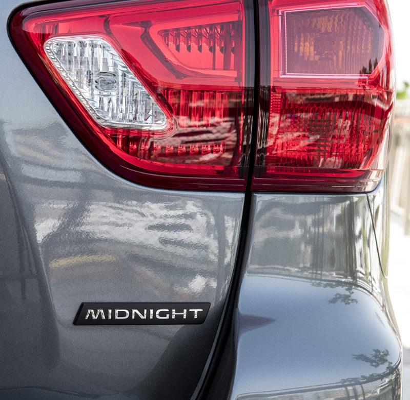2019 Nissan Pathfinder Midnight Edition