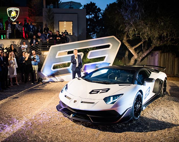 Lamborghini Aventador Svj The Pinnacle Of Lamborghini V12 Super