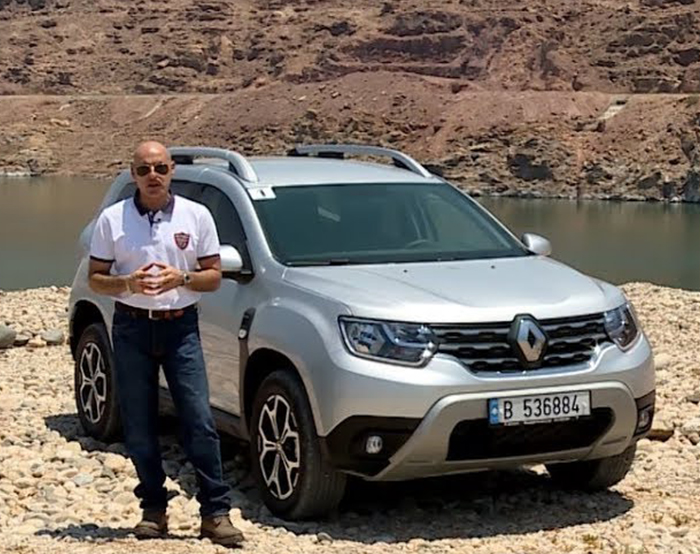 First Drive Renault Duster 2019 - ArabWheels 0e177e48dc5f