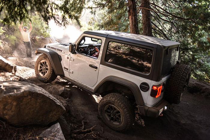 2019 Jeep Wrangler - ArabWheels