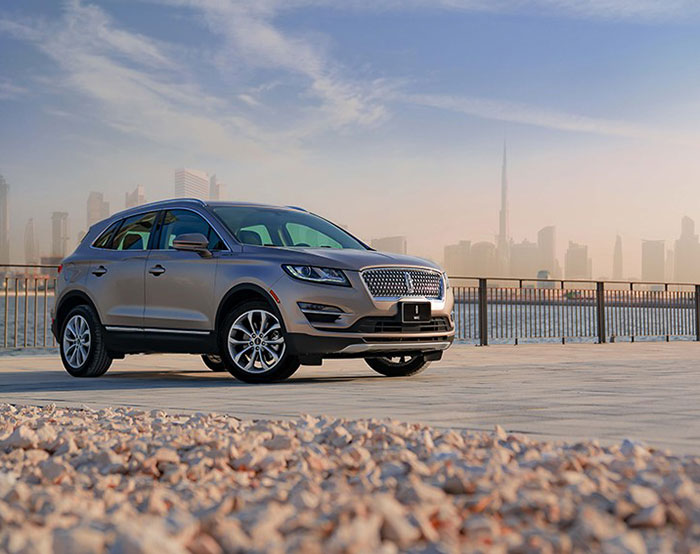 Eye Catching New 2019 Lincoln Mkc Arrives In The Uae With Even More
