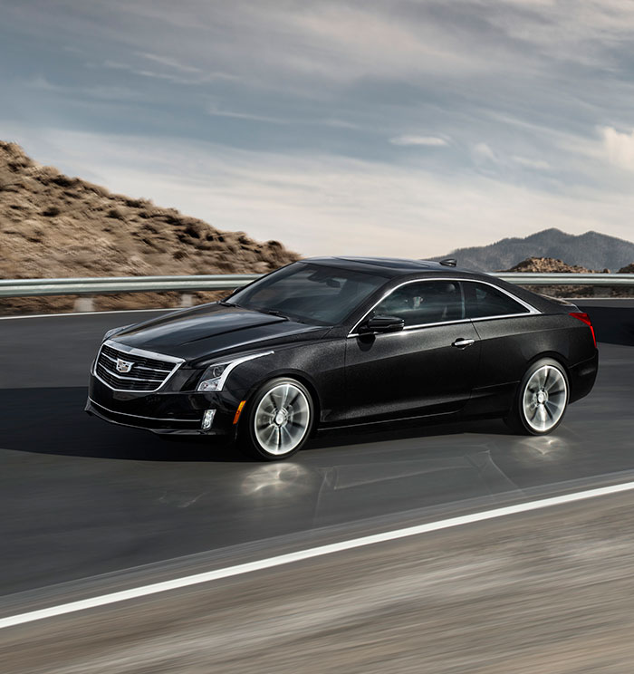 Cadillac Announces Middle East Arrival Of The 2019 ATS