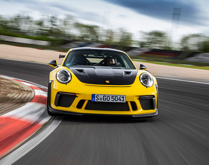 831d282e2d Sports car manufacturer announces increase in worldwide sales with a drop  in Europe and Germany